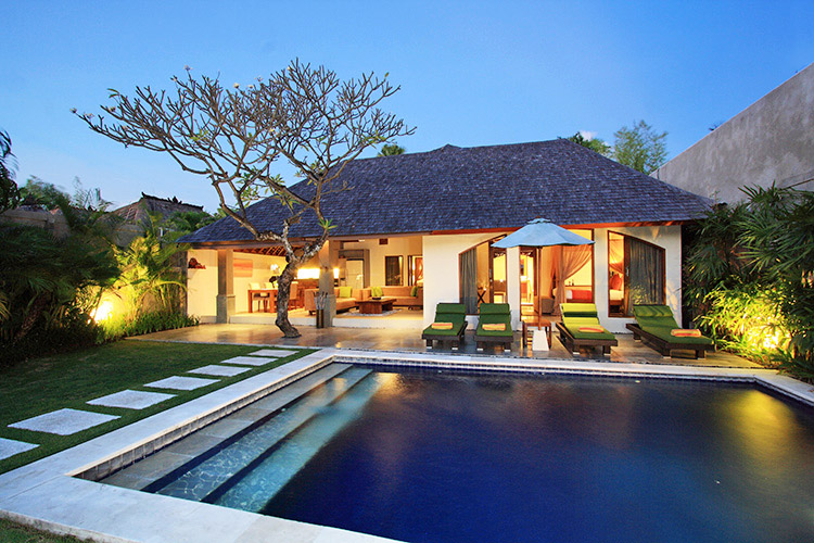 Tropical Bali Designed Villas