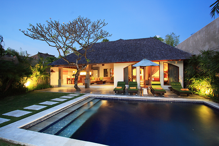 Villa in Bali is The Best